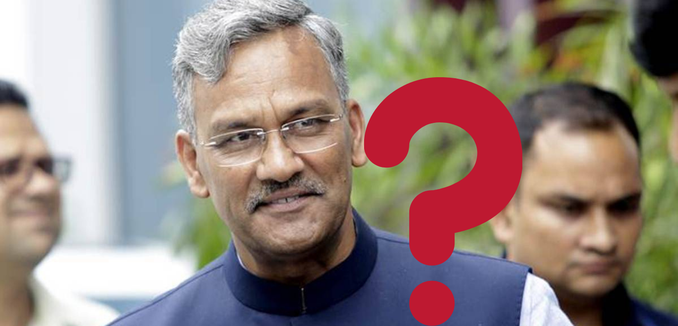 Will Trivendra Singh Rawat create a history or leave the chair?