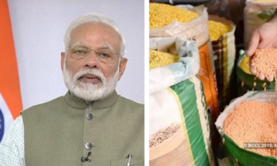 PM Modi: The poor will get two months of free ration
