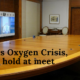 Serious Oxygen Crisis, PM hold at meet