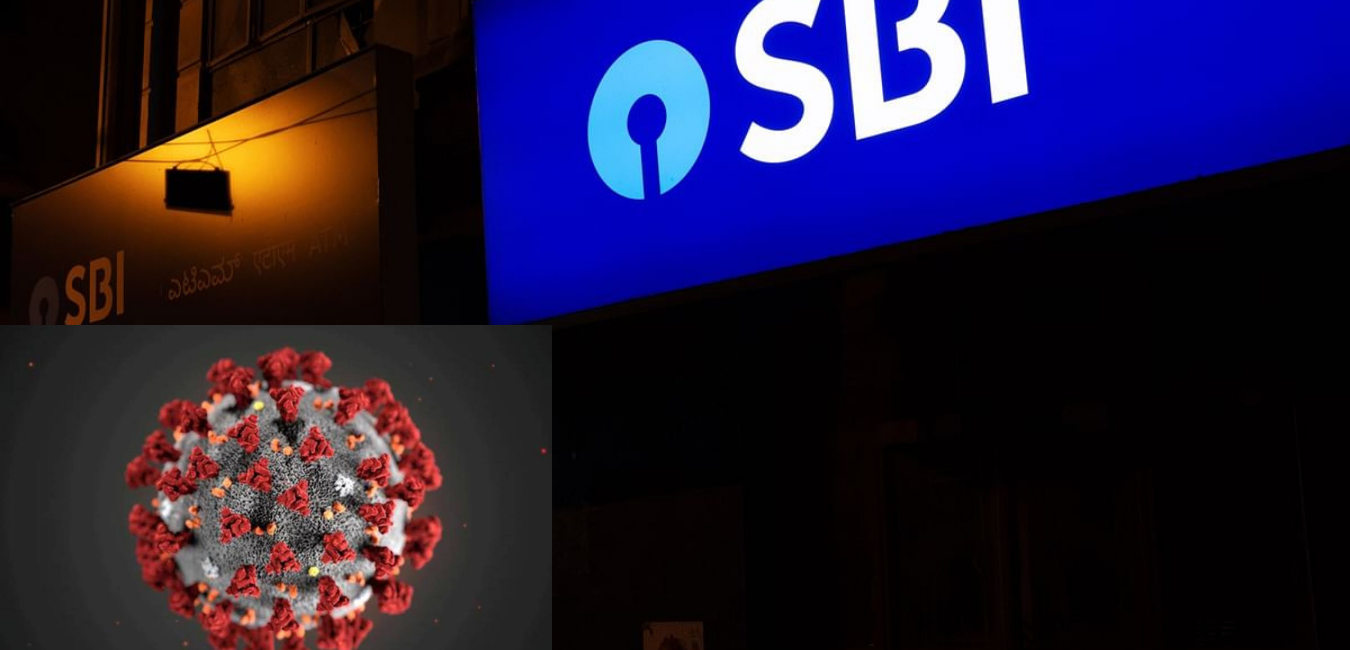 SBI report: Corona's second wave will be at a peak in the coming 20 days