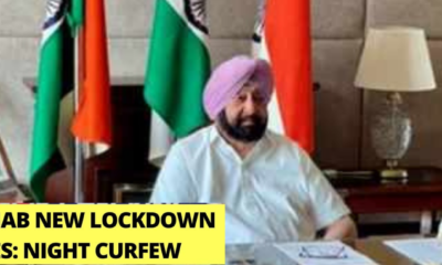 Punjab in partial lockdown for two weeks