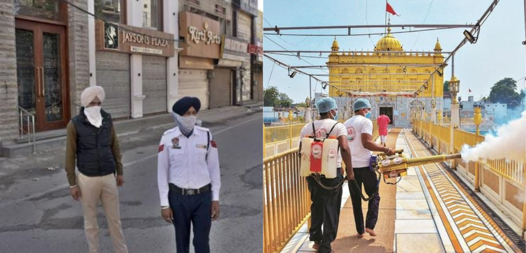 Punjab rules out a lockdown