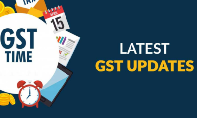 GST: Highest ever GST collection in April