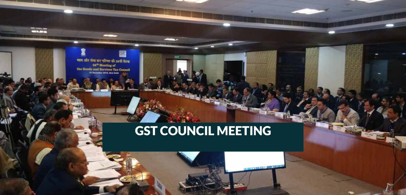 GST Council meeting, these 4 things can be cheap