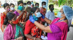 Study shows 50% people do not wear masks: Health Ministry
