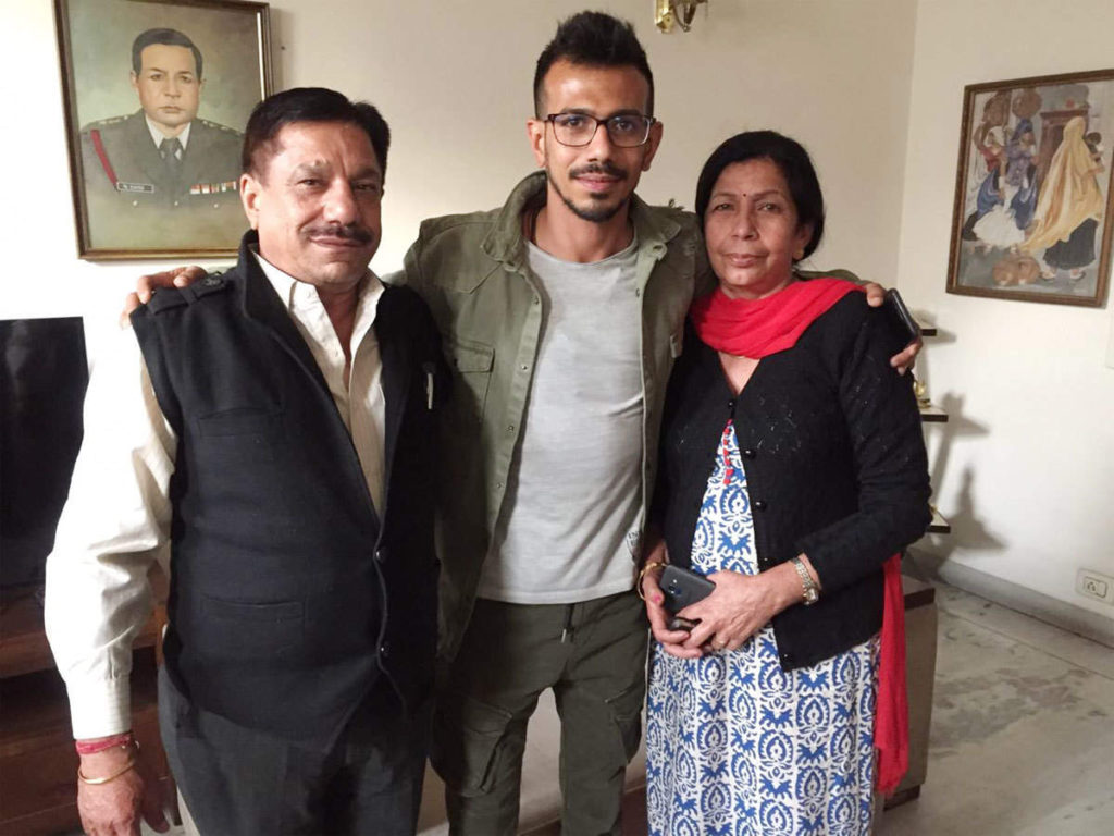 Yuzvendra Chahal's family is passing through terrible circumstances