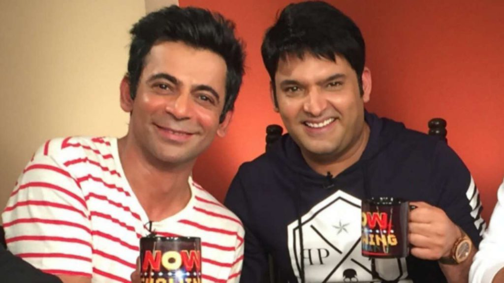 Sunil Grover hints at working with Kapil
