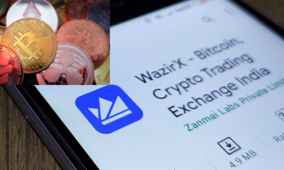 Big blow to the crypto currency market! ED sent notice to WazirX