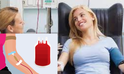 Avoid making these mistakes while donating blood