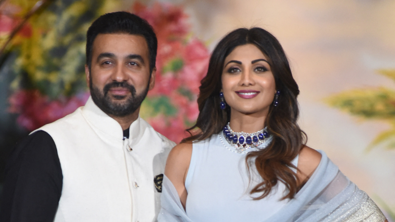 Shilpa Shetty gets affected by the arrest of Raj Kundra