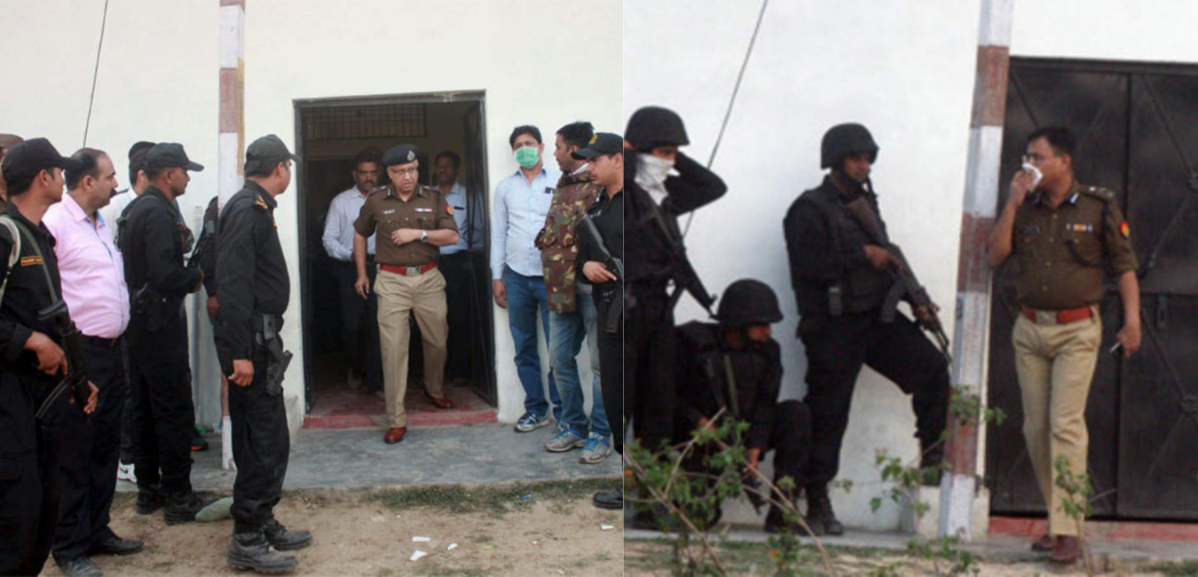 UP ATS Revealed - There was a conspiracy to serial blast in the state including Lucknow