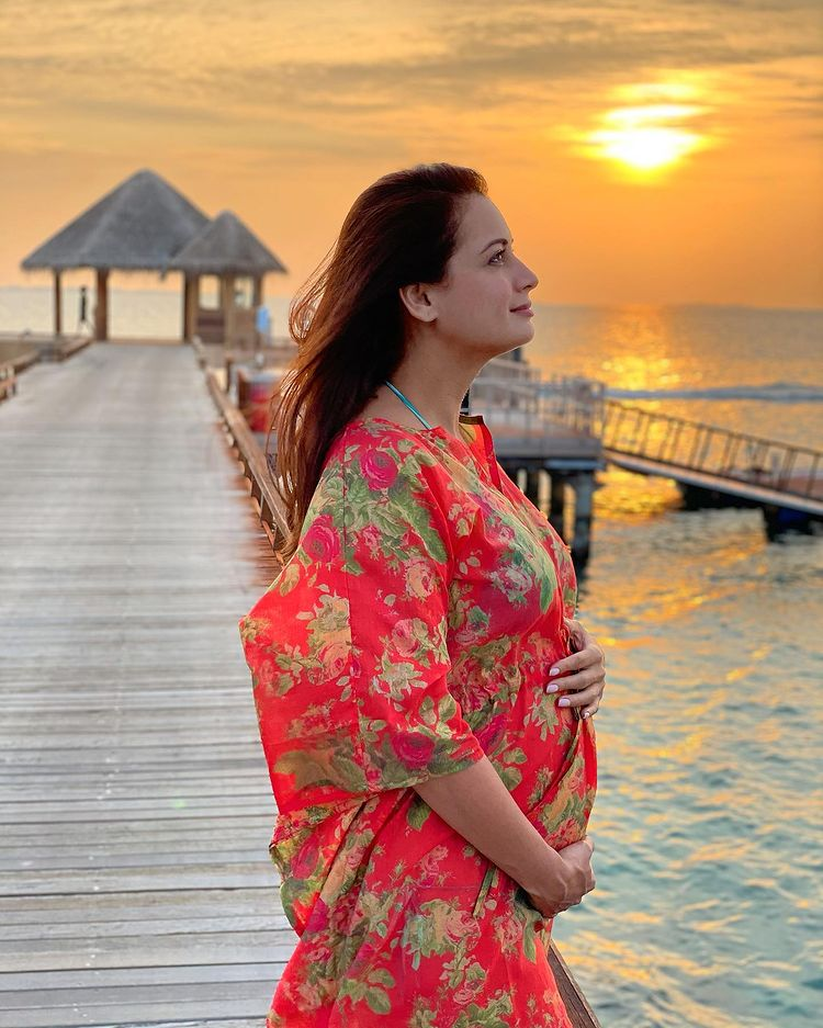Diya Mirza becomes mother, son in ICU for 2 months