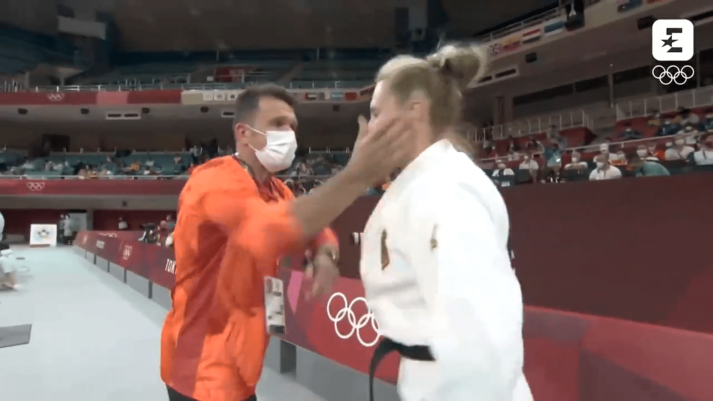 Tokyo Olympics: Coach slaps female player before match, video goes viral