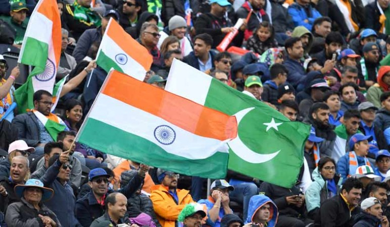 There will be fierce competition in India Pakistan, UAE is ready, both teams in the same group