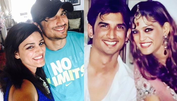 Shweta is missing brother Sushant Singh Rajput, shared an unseen photo