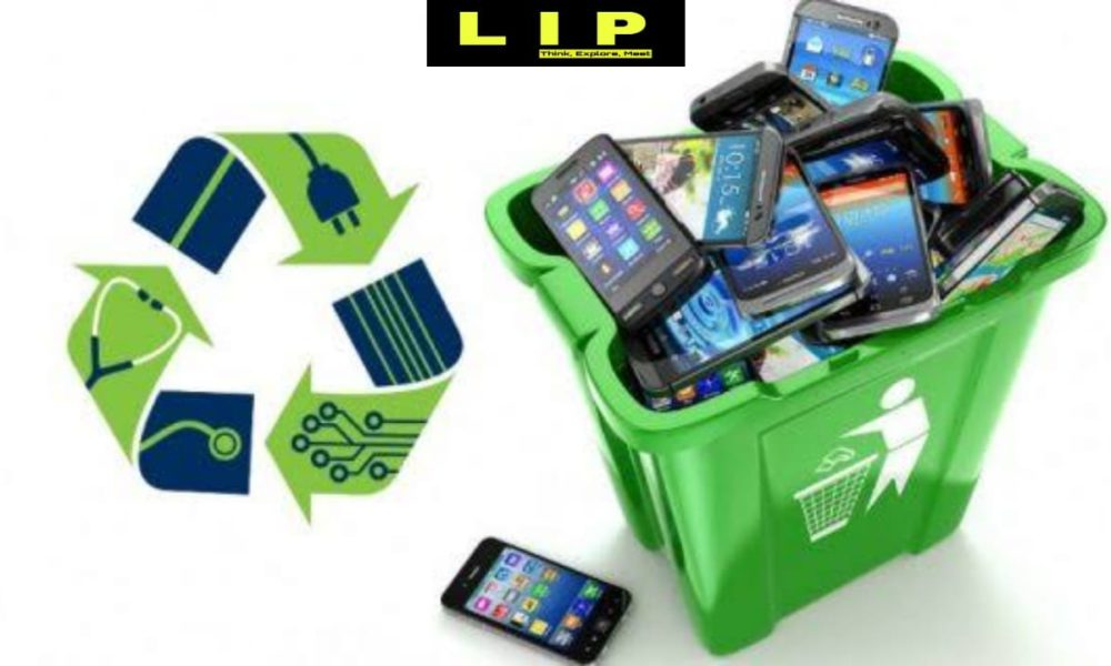 How is E-Waste managed in India